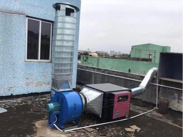 低温等离子竞博电竞官方网站处理设备